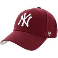 Accessoires Schirmmütze 47 Brand New York Yankees MVP Cap Bordeaux