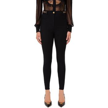 Kleidung Damen Hosen Elisabetta Franchi PA01116E2 nero