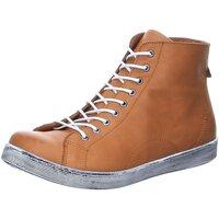Schuhe Damen Boots Andrea Conti Stiefeletten 0341500 0341500 201 orange