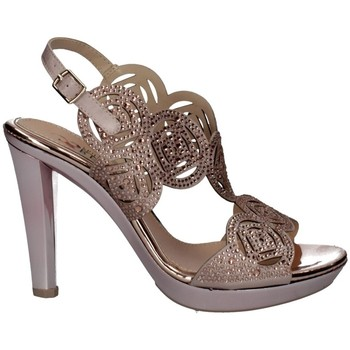Schuhe Damen Sandalen / Sandaletten Repo 44562 GESICHTSPUDER