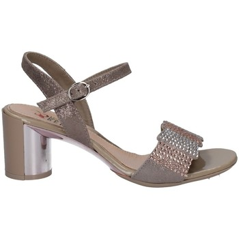 Schuhe Damen Sandalen / Sandaletten Repo 42604 TAUPE