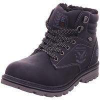 Schuhe Jungen Sicherheitsschuh Dockers - 47IC701-630100 schwarz