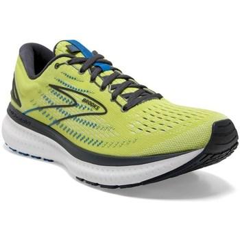 Schuhe Herren Laufschuhe Brooks Glycerin 19 Gelb