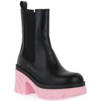 Schuhe Damen Low Boots Priv Lab ROSA BEATLES Rosa