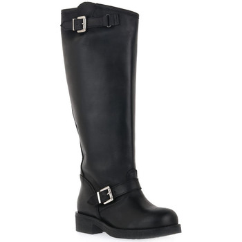 Schuhe Damen Klassische Stiefel Priv Lab NERO STIVALE Nero