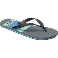 Schuhe Herren Zehensandalen Reef Switchfoot Prints Grau