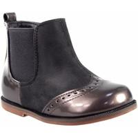 Schuhe Mädchen Boots Bubble Bobble Mädchen  a1775 grau Grau