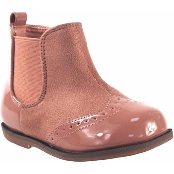 Schuhe Mädchen Boots Bubble Bobble Mädchenbeute  a1775 rosa Rose