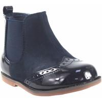 Schuhe Mädchen Boots Bubble Bobble Mädchenbeute  a1775 blau Blau
