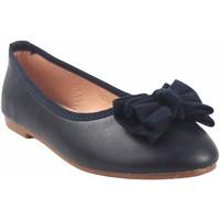 Schuhe Mädchen Ballerinas Bubble Bobble Mädchenschuh  a2702 blau Blau