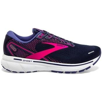 Schuhe Damen Fitness / Training Brooks Ghost 14 Schwarz