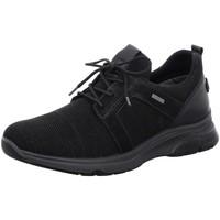 Schuhe Herren Sneaker Low Ara Schnuerschuhe 11-24643-41 schwarz