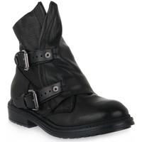 Schuhe Damen Low Boots Priv Lab A112 CAPRA NERO Nero