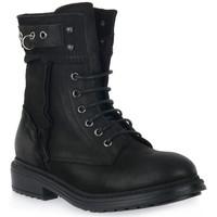 Schuhe Damen Boots Priv Lab A24 NABOUCK NERO Nero