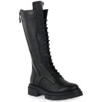Schuhe Damen Klassische Stiefel Priv Lab A61 VIT NERO Nero