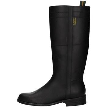 Schuhe Damen Klassische Stiefel Dakota Boots 300-LU N SCHWARZ