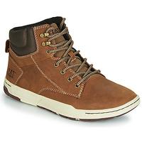 Schuhe Herren Sneaker High Caterpillar COLFAX MID Braun