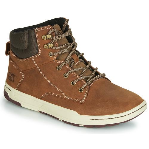 Caterpillar COLFAX MID Braun  Schuhe Sneaker High Herren 119