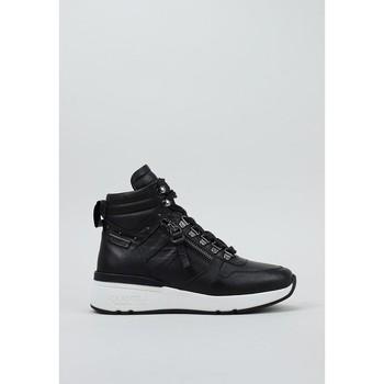 Schuhe Damen Sneaker High Carmela  Schwarz