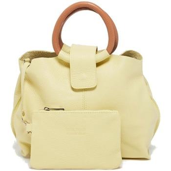 Taschen Damen Handtasche Victor & Hugo ILANA JAUNE CLAIR