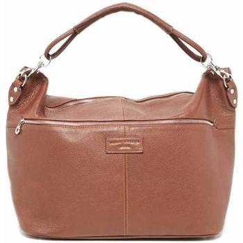 Taschen Herren Reisetasche Maison Heritage JAX MARRON