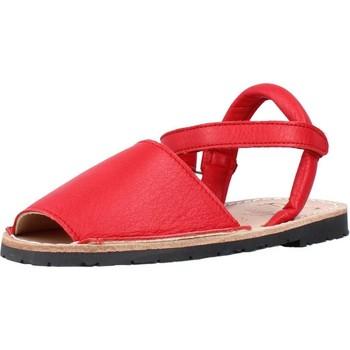 Schuhe Jungen Sandalen / Sandaletten Ria 20090 Rot