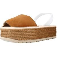 Schuhe Damen Sandalen / Sandaletten Ria 21940 S2 Brown