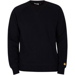 Kleidung Herren Pullover Carhartt Jagd Sweatshirt blau
