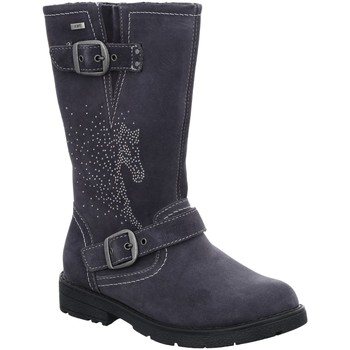 Schuhe Mädchen Stiefel Lurchi Stiefel HEIDI-TEX 33-16528-25 grau