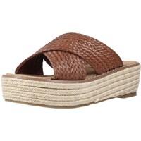 Schuhe Damen Pantoffel Xti 042831X Brown