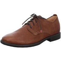 Schuhe Herren Derby-Schuhe Think Schnuerschuhe CIVITA 3-000455-3010 braun