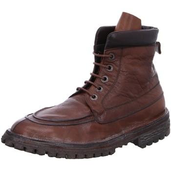 Schuhe Herren Boots Moma Tronchetto uomo 2CW235-BB braun