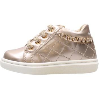 Schuhe Jungen Sneaker Low Balducci - Polacchino beige MSP3828C ORO