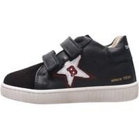 Schuhe Jungen Sneaker Low Balducci - Polacchino blu MSP3815B BLU