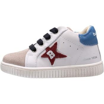 Schuhe Jungen Sneaker Low Balducci - Polacchino grigio/bco MSP3801G GRIGIO