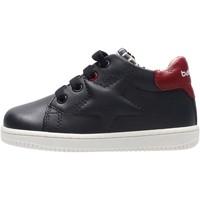 Schuhe Jungen Sneaker Low Balducci - Polacchino blu MSP3842L BLU