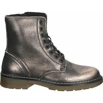 Schuhe Mädchen Boots Bullboxer Stiefelette Gold