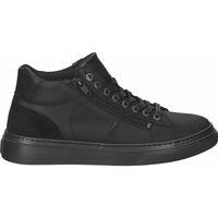 Schuhe Jungen Sneaker High Bullboxer Sneaker Schwarz
