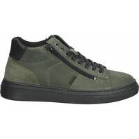 Schuhe Jungen Sneaker High Bullboxer Sneaker Grün