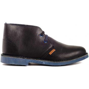 Schuhe Herren Boots Colour Feet MOGAMBO WARM Schwarz