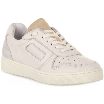 Schuhe Damen Sneaker Low At Go GO  CARTROPEZ CRUDO Bianco