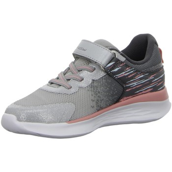 Schuhe Mädchen Sneaker Low Kangaroos Klettschuhe KQ-Savory EV,steel grey/dusty rose 18761 2082 Other
