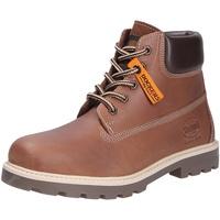 Schuhe Jungen Boots Dockers Jungen Stiefel braun
