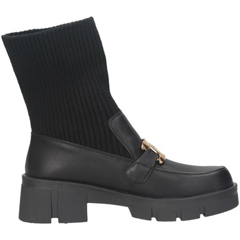 Schuhe Damen Low Boots Exé Shoes Exe' PB6266-F413 Halbschuhe Frau SCHWARZ SCHWARZ