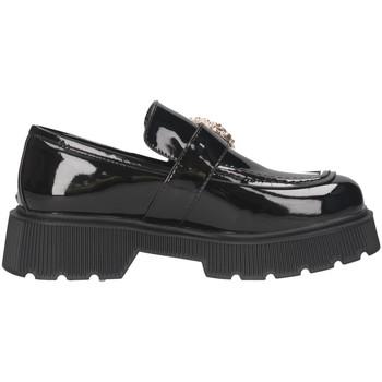 Schuhe Damen Slipper Exé Shoes Exe' PB6265-H89 Halbschuhe Frau SCHWARZ SCHWARZ