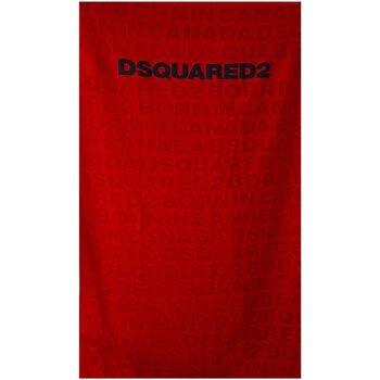 Home Damen Bettlaken Dsquared D7P001920 Rot