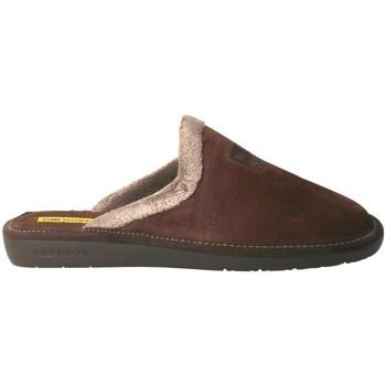 Schuhe Herren Hausschuhe Nordikas  Marrón