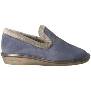 Schuhe Damen Hausschuhe Nordikas  Azul