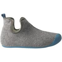 Schuhe Damen Hausschuhe Nordikas  Gris
