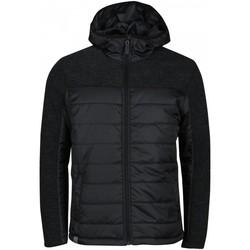 Kleidung Herren Jacken High Colorado Sport SAVONA-M, Men Hybrid Jacket,anthraz 1082155 grau